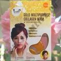 Патчи для век с Коллагеном Gold Multipurpose Collagen Mask