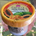 Скраб для лица с Папайей Banna Papaya Facial Scrub