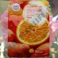 Тканевая маска с Апельсином Double Vitamin Orange 3D Mask