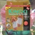 Детоксикационные пластыри на стопы Kiyome KINOKI Cleansing Detox