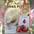 Тканевая маска c Улиткой и Томатом Moods Snail Plus+Tomato