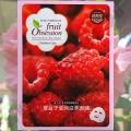 Тканевая маска с Малиной Fruit Obsession Nutrition Care