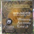 Крем для области глаз Syn-Ake Eye Anti Wrinkle Face & Eye Cream