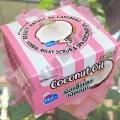 Скраб с Молоком и Кокосовым маслом Thai Herbal Coconut Oil Scrub