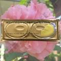 Маска для век с Золотом Belov Collagen Crystal Golden Eye Mask