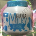 Крем с Молоком и Бамбуковым Углем Gluta Milky Body Cream