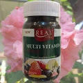 Мультивитаминный комплекс с Q10 Real Multi Vitamin+Plus Q10