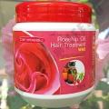 Маска для волос с маслом Розы Carebeau Rosehip Oil Hair Wax
