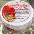 Скраб с Розовой водой и Миндальным маслом Ar Gluta Rose & Almond