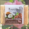 Кокосовое мыло с Кофе Narda Coconut & Coffee Coap