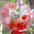 Увлажняющий питательный гель с Baby Bright 99% Tomato & Gluta