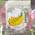 Молочные конфетки Банан My Chewy Milk Candy Banana 360 гр.