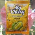 Молочные конфетки Дуриан My Chewy Milk Candy Durian 360 гр.