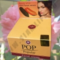 Крем для лица с Папайя Pop Popular Papaya Cream 4 гр.