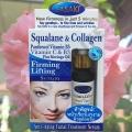 Сыворотка со Скваленом и Коллагеном Sasaki Squalen & Collagen