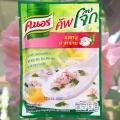 Рисовый суп со свининой и овощами Rice Pork Soup & Vegetables