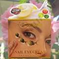 Крем для век с Муцином Улитки Nature Republic Snail Eye Cream