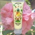 Крем для рук с Ананасом и Коллагеном Natural Pineapple Cream