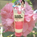 Гель-скатка для лица Cathy Doll Clean Enough Makeup Peeling Gel