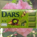Зеленый молочный шоколад с чаем Матча Morinaga Dars Green Tea