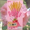 Бисквитные палочки с Клубникой Pocky Strawberry Flavour