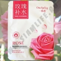 Тканевая маска с экстрактом Роз One Spring Rose Care Mask