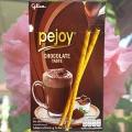 Бисквитные трубочки с Молочным Шоколадом Pejoy Chocolate Taste