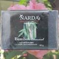 Детоксикационное мыло NARDA Bamboo Charcoal