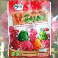 Мультивитаминные Мармеладки Peoli V Gumi Jelly Strawberry