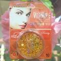 Витамин Е в капсулах для лица и волос Vitamin E Skincare Capsule