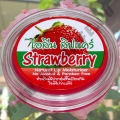 Бальзам для губ с Клубникой Natural Lip Balm Strawberry