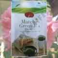 Зеленый чай Матча в порошке Cha Tra Mue Brand Matcha Green Tea