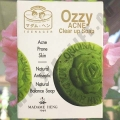 Антибактериальное мыло от Акне Ozzy Acne Clear up Soap