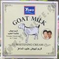 Крем для лица с Козьим молоком Yoko Goat Milk Whitening Cream