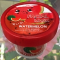 Гель-маска для лица с Арбузом Civic Facial Mask Watermelon