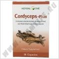 Капсулы Кордицепс Плюс Herbal One Cordyceps-Plus
