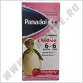 Детская суспензия Панадол Children Panadol Strawberry Flavour