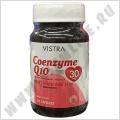 Капсулы Коэнзим Q10 Vistra Coenzyme Q10 30 mg.