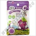 Желейные Мармеладки с витамином С Peoli Gummies High-C Grapes