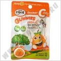 Желейные Мармеладки с витамином С Peoli Gummies High-C Orange